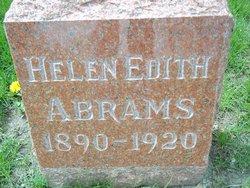 Helen Edith Abrams