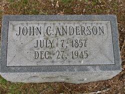 John Churchville Anderson