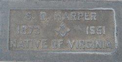 S D Harper