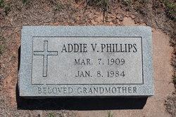 Addie V. Phillips