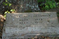 Will Altenbaumer