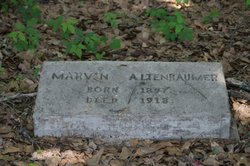 Marvin Harvey Altenbaumer