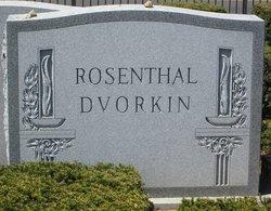 Toby <i>Rosenthal</i> Dvorkin