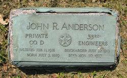 John Rea Anderson