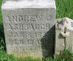Andrew John Ashbaugh