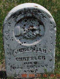 Jeremiah H. Chrysler