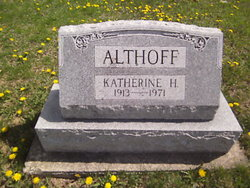 Katherine H. Althoff