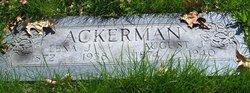 Sophronia E. Lena <i>Culbertson</i> Ackerman