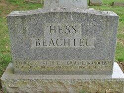Emma Estelle <i>Brown</i> Bechtel