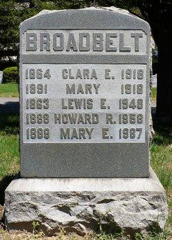 Clara E Broadbelt