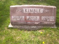 John W Kimble