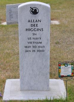Allen Dee Higgins