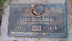 Lewis Dale Adams