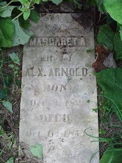 Margaret Ann Maggie <i>Brown</i> Arnold