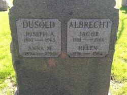 Helen Francis <i>Fox</i> Albrecht