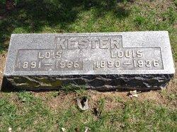 Lois Rachel <i>Fenner</i> Kester