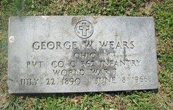 George W. Wears