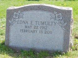 Edna E <i>Fenstermacher</i> Tumulty