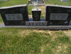 Carolyn <i>Thompson</i> Arvin
