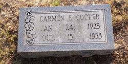 Carmen E. Cooper