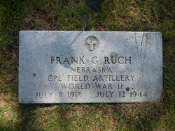 Frank Gust Ruch