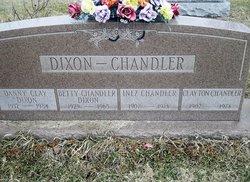 Inez <i>Snelson</i> Chandler