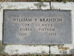 CDR William Brown Bill Branson