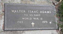 Walter Isaac Adams