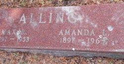 Amanda Louise <i>Lestikow</i> Alling