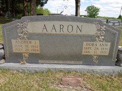 Dora Ann <i>Tucker</i> Aaron