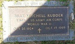 Billy Mitchell Rudder