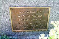 Westminster United Church Cemetery