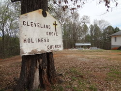 Cleveland Grove Holiness Church Cemetery