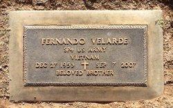 Fernando Fernie Velarde