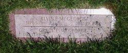 Alvin Francis McGeorge