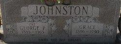 George Patrick Johnston