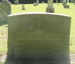 Henry Walker Viner