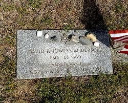 David Knowles Anderson