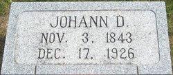 Johann D Schlicht