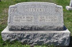 Annie R Beck