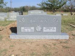 Darline <i>Pickett</i> Brown
