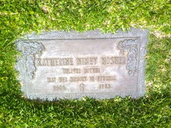 Katherine Kay <i>Niemi</i> Mosher