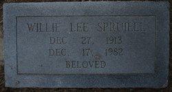 Willie Lee <i>McInnis</i> Spruiell