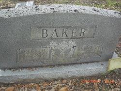 Cecil H Baker