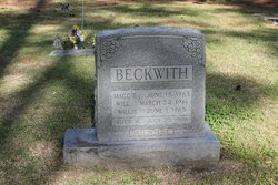 Susie M Beckwith
