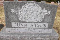 Mary Rose <i>Dunn</i> Aigner