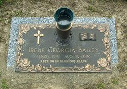 Irene Georgia Bailey