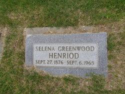 Selena <i>Greenwood</i> Henriod