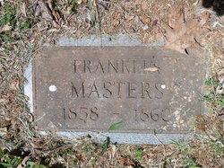 Franklin M. Masters