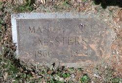 Manuel Paul Masters